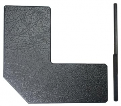 Brodit Winkel-Montageplatte 213007