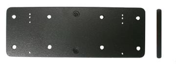 Brodit Zubehör 213053 (Dual Montageplatte)