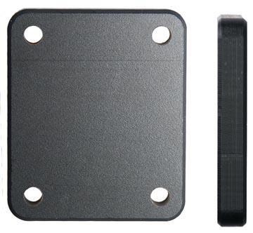 Brodit Abstandsplatte 215056 (Montageplatte)