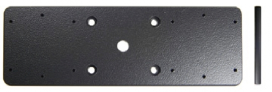 Brodit Zubehör 215118 (Dual Montageplatte)