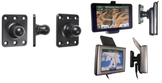 Brodit Gerätehalter 215547 für Garmin Geräte