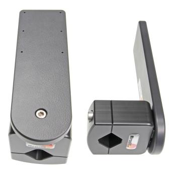 Brodit Zubehör 215665 für DAF LF  (Rohr-Befestigung mit Montageplatte)