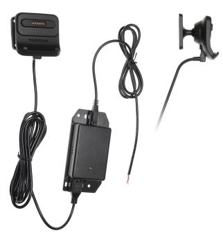 Brodit Gerätehalter 215943 für  diverse TomTom GO / GO Professional / Pro Geräte (Aktiv für Festanschluß)