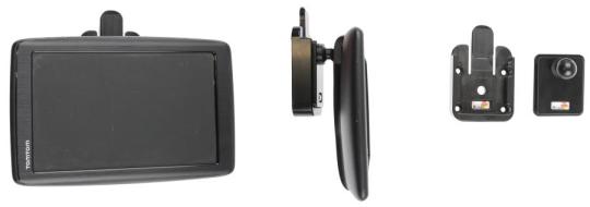 Brodit Gerätehalter 216070 für diverse TomTom Geräte (passiv mit Kugel)