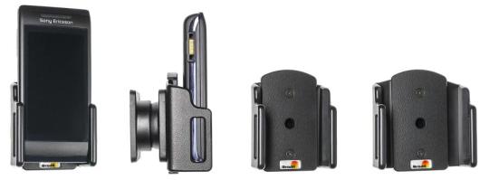 Brodit Universal - Gerätehalter 511231, einstellbar (Passiv mit Kugelgelenk)