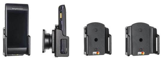 Brodit Universal - Gerätehalter 511232, einstellbar (Passiv mit Kugelgelenk)