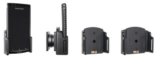 Brodit Universal - Gerätehalter 511307, einstellbar (Passiv mit Kugelgelenk)
