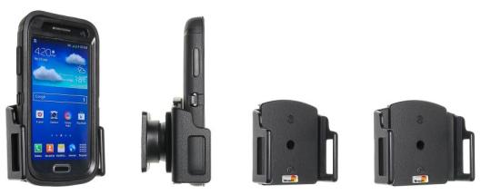 Brodit Universal - Gerätehalter 511309, einstellbar (Passiv mit Kugelgelenk)