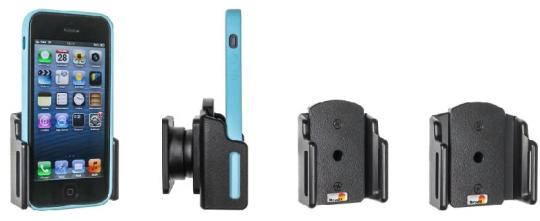 Brodit Gerätehalter 511431 für Apple iPhone 5 / 5C / 5S / SE (Passiv mit Kugelgelenk)