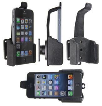 Brodit Gerätehalter 511444 für Apple iPhone 5 / 5S / SE (Passiv mit Kugelgelenk)