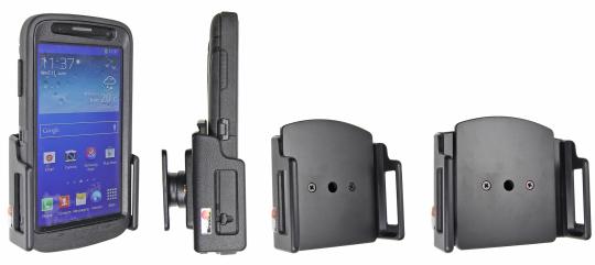 Brodit Universal - Gerätehalter 511484, einstellbar (Passiv mit Kugelgelenk)