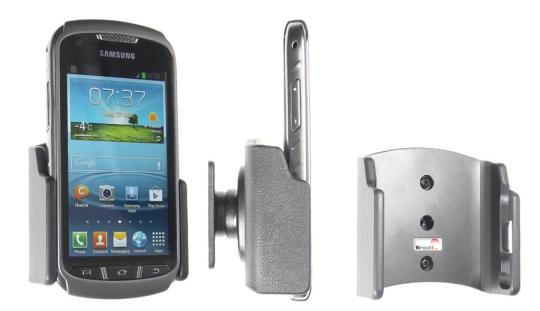 Brodit Gerätehalter 511507 für Samsung Galaxy Xcover 2 / Samsung S7710 (Passiv mit Kugelgelenk)