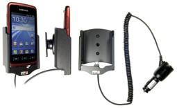 Brodit Gerätehalter 512322 für Samsung Galaxy Xcover GT-S5690 (Aktiv mit Zigarettenanzünderanschluß)