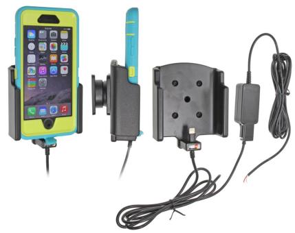 Brodit Gerätehalter 527732 für Apple iPhone 6 / 6S (Aktiv für Festanschluß)