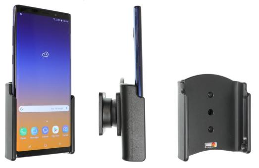 Brodit Gerätehalter 711069 für Samsung Galaxy Note 9 (passiv mit Kugelgelenk)