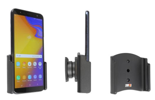 Brodit Gerätehalter 711086 für Samsung Galaxy J4+ (SM-J415) (passiv mit Kugelgelenk)