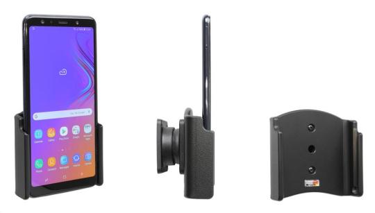 Brodit Gerätehalter 711098 für Samsung Galaxy A7 2018 (SM-A750) (passiv mit Kugelgelenk)