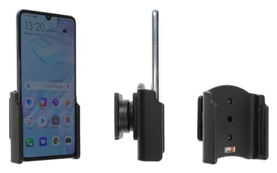 Brodit Gerätehalter 711120 für Huawei P30 (passiv mit Kugelgelenk)