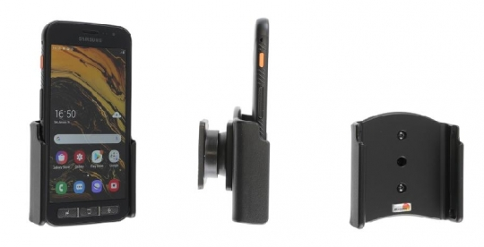 Brodit Gerätehalter 711133 für Samsung Galaxy Xcover 4s (passiv mit Kugelgelenk)
