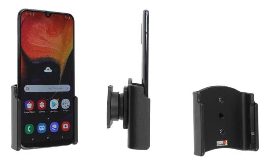 Brodit Gerätehalter 711142 für Samsung Galaxy A50 (SM-A505) (passiv mit Kugelgelenk)
