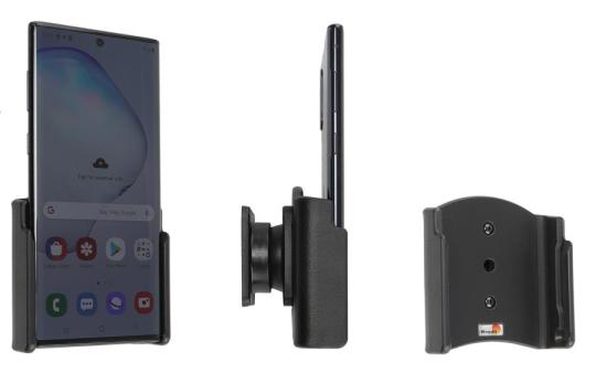 Brodit Gerätehalter 711155 für Samsung Galaxy Note 10 SM-N970 (passiv mit Kugelgelenk)