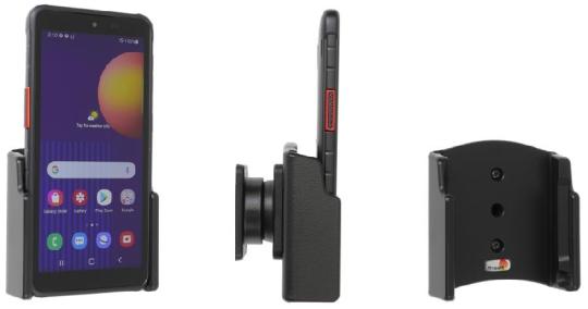 Brodit Gerätehalter 711242 für Samsung Galaxy Xcover 5 (passiv mit Kugelgelenk)