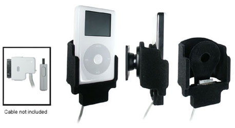 brodit ger tehalter 840653 f r apple ipod mit. Black Bedroom Furniture Sets. Home Design Ideas