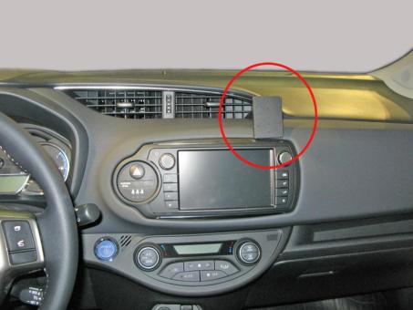 Brodit ProClip 855082 für Toyota Yaris