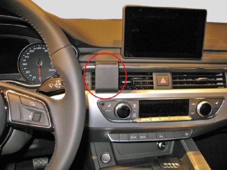 Brodit ProClip 855173 für Audi A4 Allroad / A4 Avant / A4 Sedan / A5 / S5