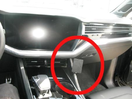 Brodit ProClip 855424 für Volkswagen Touareg