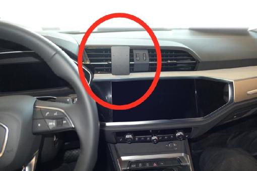 Brodit ProClip 855481 für Audi Q3