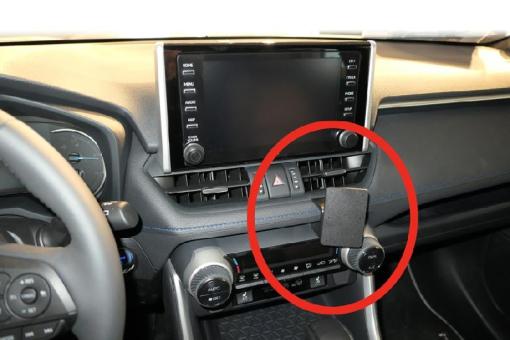 Brodit ProClip 855489 für Toyota RAV 4