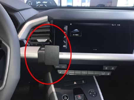 Brodit ProClip 855691 für Audi Q4