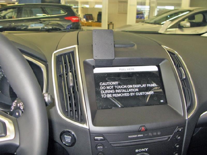 Brodit ProClip 855243 Montagekonsole für Ford S-Max ab Baujahr 2016