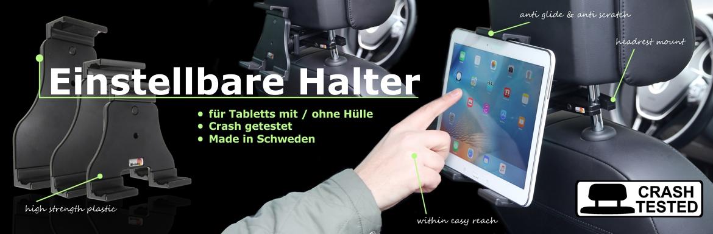 Brodit24 - Einstellbare Halter für Tabletts